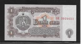 Bulgarie - 1 Lev - Pick N°93 - NEUF - Bulgarie
