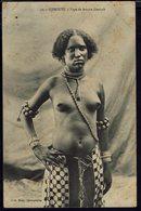 """Somalie - CPA """" 59 - Djibouti - Type De Femme Dankali""""  Ed. J. G. Mody - Texte Du 10-10-1909 ! - Somalië"""