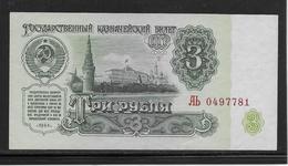 Russie - 3 Roubles - Pick N°223 - SPL - Russie