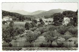 LASALLE - Vue Sur Le Pont De Fer Et Fageas- Voyagée 1965- Format 9x14 - Bon état - Bellegarde