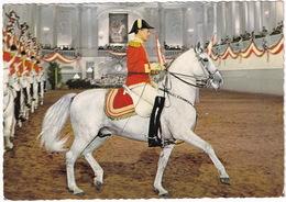 Wien - Spanische Hofreitschule / L'École D'Équitation Espagnole / The Spanish Riding School - ( Austria) - WIG 74 - Wenen