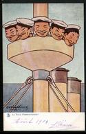 Guerre Russo-japonaise, Illustrateur Shepheard, La Tour Prends-garde - Shepheard