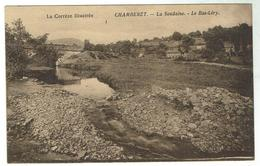 CHAMBERET - La Soudaine , Le Bas-Léry - Bon état - France