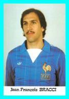 A744 / 107  Football Jean Francois BRACCI - Calcio