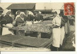 85 - LES SABLES D'OLONNE / LE REMUAGE DES SARDINES - Sables D'Olonne