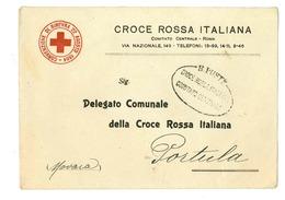 CROCE ROSSA - Croce Rossa