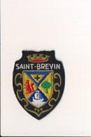 écusson En Tissus SAINT BREVIN - Ecussons Tissu