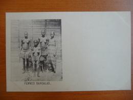 CPA - Congo - Femmes Bangalas - Congo Belge - Autres