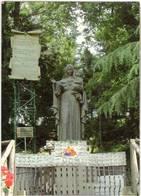 SANTUARIO S. GERARDO MAIELLA  - MATERDOMINI - PARCO-   (AV) - Avellino