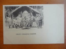 CPA - Congo - Groupe D'Indigènes Basokos - Congo Belge - Autres