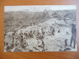 CPA - Congo - 33 - Mines D'or De / Goudmijnen Van Kilo-Moto - Circulée - Cachet Stanleyville - Belgisch-Kongo - Sonstige