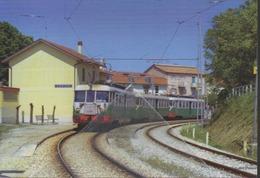 433 FAS OMS TIBB San Vito Chieti Railroad Treain Railways Treni - Eisenbahnen