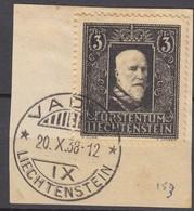 LIECHTENSTEIN. SUR FRAGMENT N° 153 - Liechtenstein