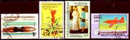 Dominica-024 - Emissione 1984-86 - Senza Difetti Occulti. - Dominica (...-1978)