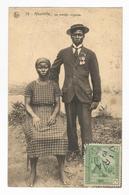 Congo Belge Katanga Albertville Kalemie Un Mén&ge Congolais CPA PK - Congo Belge - Autres