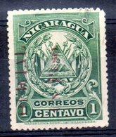 Sello Nº 172 Nicaragua - Nicaragua