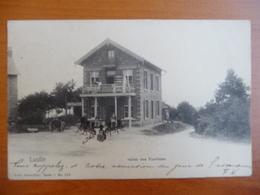CPA - Lustin - Hotel Des Touristes - Profondeville