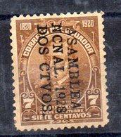 Sello Nº 265 Ecuador.- - Ecuador