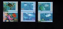 785459114 1995  SCOTT 1462 1463 1464  POSTFRIS  MINT NEVER HINGED EINWANDFREI  (XX) - THE WORLD DOWN UNDER FISH - Nuovi
