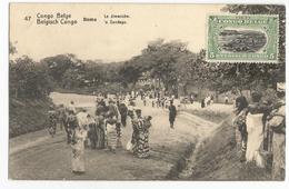 Belgisch Congo Belge Boma Le Dimanche CPA PK EP - Congo Belge - Autres