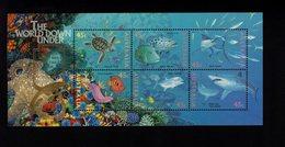 785459318 1995  SCOTT 1465G  POSTFRIS  MINT NEVER HINGED EINWANDFREI  (XX) - THE WORLD DOWN UNDER FISH - Nuovi