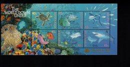 785459522 1995  SCOTT 1465K  POSTFRIS  MINT NEVER HINGED EINWANDFREI  (XX) - THE WORLD DOWN UNDER FISH - Nuovi
