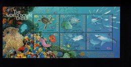 785459618 1995  SCOTT 1465J  POSTFRIS  MINT NEVER HINGED EINWANDFREI  (XX) - THE WORLD DOWN UNDER FISH - Nuovi