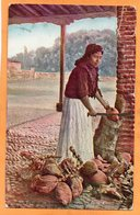 Mexico 1911 Postcard Mailed To USA - Mexico