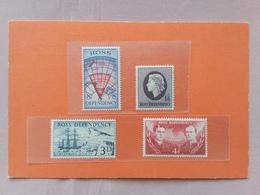 OCEANIA - ROSS DEPENDENCY 1957 - Nn. 1/4 Nuovi ** + Spese Postali - Briefmarken