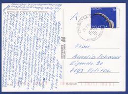 Karte, K-Stempel 7310 Bad Ragaz (br7170) - Cartas