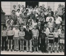 MARKE    -- FOTO 1973 --   + - 17 X 13 CM -   MINIEMEN - Kortrijk