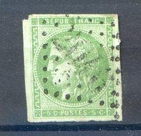 180619// TIMBRE FRANCE........numéro 42B Pli - France