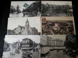 CPA FRANCE Destoquage ( Arret D Activitee ) Lot De 1700 Cpa France Toutes Regio - Postcards