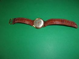 MONTRE ONSA SHIPMAN  SUPERAUTOMATIC 25 RUBIS PLAQUE OR WATERPROOF SWISS 1183 SUISSE BEL ETAT FONCTIONNEMENT - Watches: Old