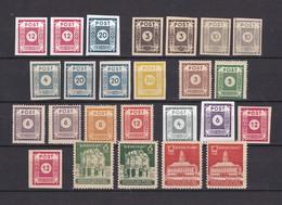 Ost-Sachsen - 1945/46 - Sammlung - Sowjetische Zone (SBZ)