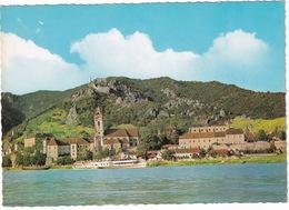 Dürnstein An Der Donau, Wachau - Erste Donau-Dampfschiffahrts-Gesellschaft - Salonboot - (Austria) - Wachau