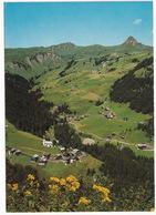 Damüls, 1431 M, Gegen Mittagspitze, 2097 M - Bregenzerwald  - (Austria) - Bregenz