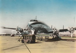 Air France Les Grandes Lignes Aeriennes Internationales Super Constellation 845LA - 1946-....: Era Moderna