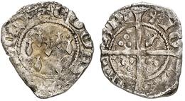 FRANCE - Bretagne - Demi-gros De Jean IV De Montfort [1345-1399]. - 476-1789 Monnaies Seigneuriales