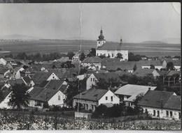 REPUBBLICA CECA - PODBORANY - VIAGGIATA 1965 FRANCOBOLLO ASPORTATO - Repubblica Ceca