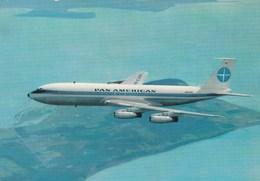 PAN-AMERICAN Boeing 707B Intercontinental 846LA - 1946-....: Era Moderna
