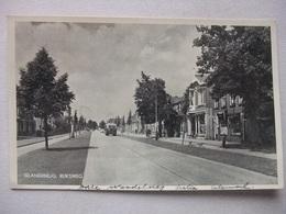 P115 Ansichtkaart Glanerbrug - Rijksweg - 1954 - Pays-Bas