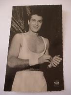 TONY CURTIS  : CPM Photo Au Bromure N° 401 De TEDDY PIAZ - Artistes