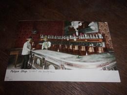 MEXIQUE  MEXICO 1904  PULQUE SHOP INTERIEUR BAR DE PULQUE - Mexique
