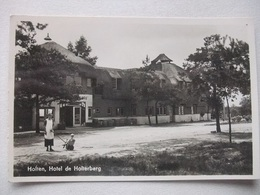P115 Ansichtkaart Holten - Hotel De Holterberg - 1942 - Holten