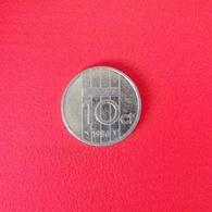 10 Cent Münze Aus Den Niederlanden Von 1986 (sehr Schön) - [ 3] 1815-…: Königreich Der Niederlande