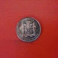 10 Cents Münze Aus Jamaica Von 1995 (sehr Schön) - Jamaica