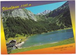 Vilsalpsee 1168 M - Blick Gegen Lachenspitze 2130 M. - Tannheimer Tal - Tirol - (Austria) - Tannheim