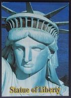 2002 Statue Of Liberty, New York, United States Of America - Paris France, Used - Statue De La Liberté