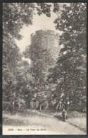 BEX La Tour De Duin Cachet AMBULANT 1908 - VD Vaud